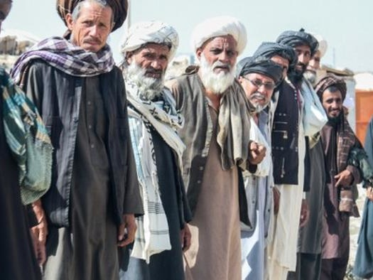 The Major Beneficiary Of The Afghanistan Crisis