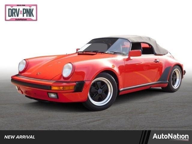 1989 Porsche 911--Speedster