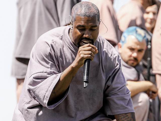 Kanye West Returns to Twitter, Reveals New 'Jesus Is King' Release Date