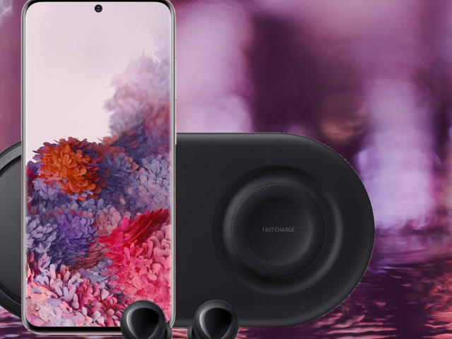 Buy a Samsung Galaxy S20 5G on Amazon and get free Galaxy Buds