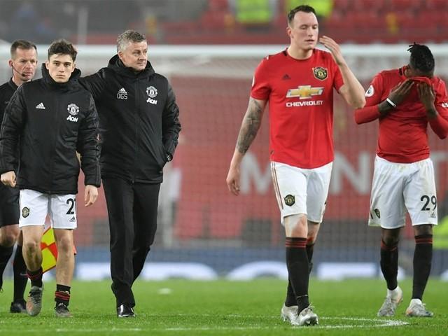 Manchester United Suffer Fresh Woe, Tottenham Boost Top Four Bid