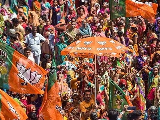 BJP Declares Four Sitting Lawmakers As Poll Candidates From Delhi