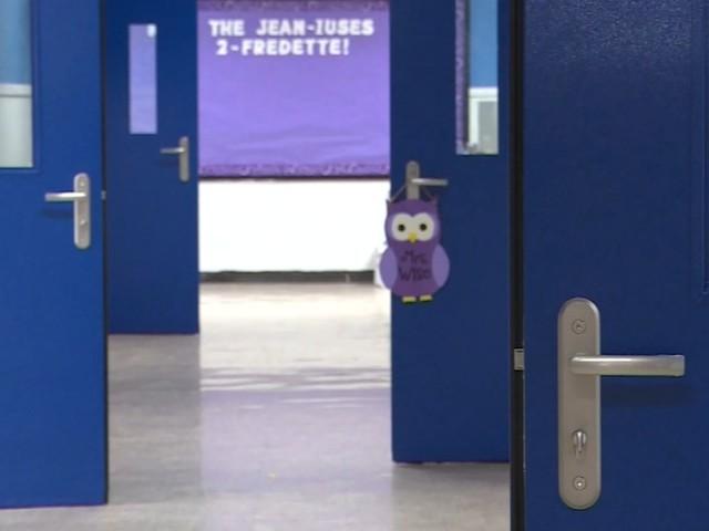 New Jersey school district installs bulletproof doors in wake of mass shootings