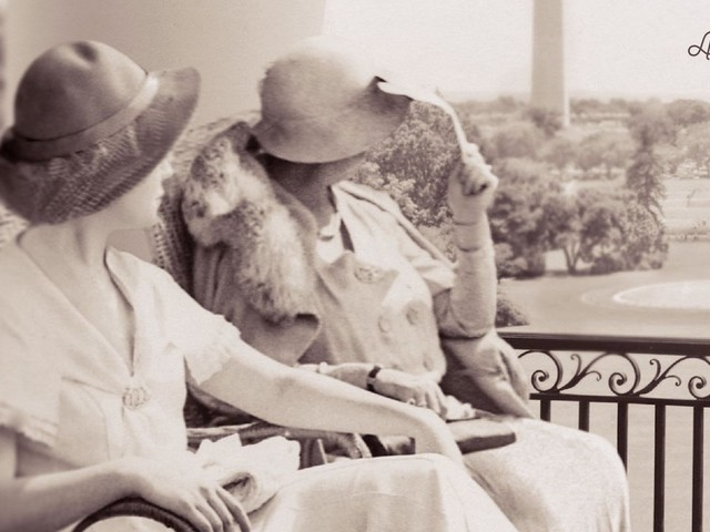 'White Houses': When Eleanor Roosevelt loved 'Hick,' the lady reporter