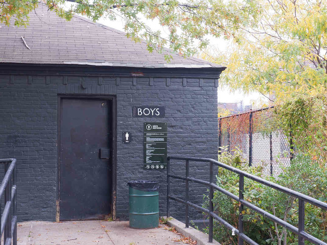 Civic honchos demand gender-neutral bathroom in Fort Greene park