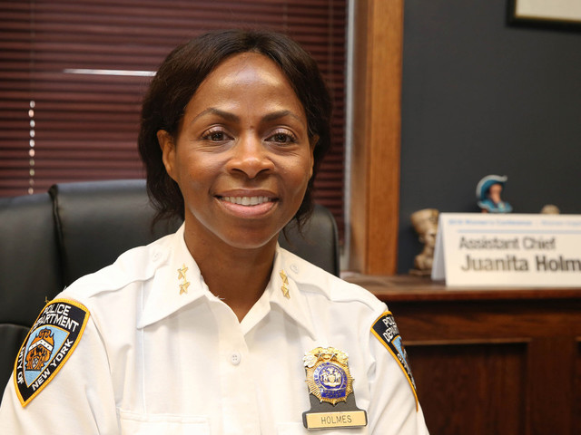 NYPD shakes up top spots after promotion of Juanita Holmes
