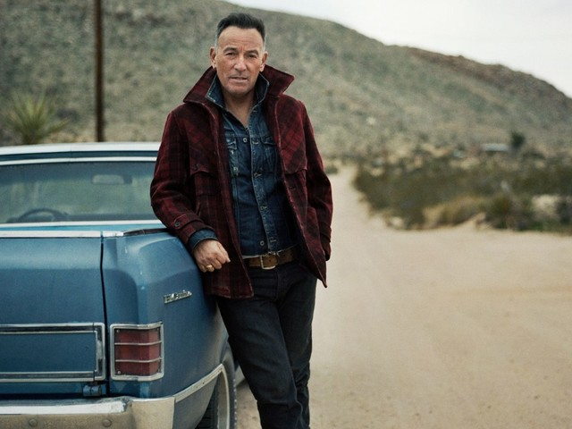 Bruce Springsteen tries to lose himself under the cinematic scope of Western Stars