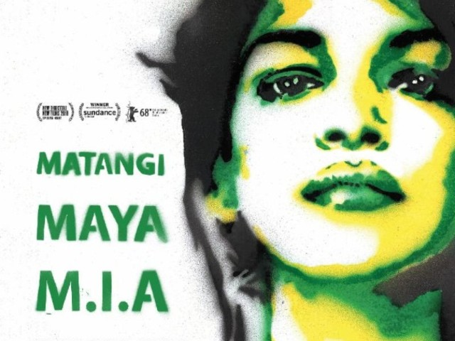 Watch The Trailer For The New M.I.A. Documentary