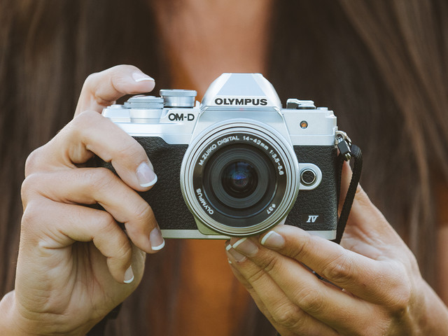 Olympus Unveils OM-D E-M10 Mark IV and 100-400mm f/5-6.3 Lens