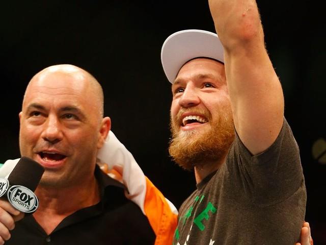 Rogan: Conor McGregor versus Tony Ferguson is the 'logical fight' despite 'big money' Diaz match-up