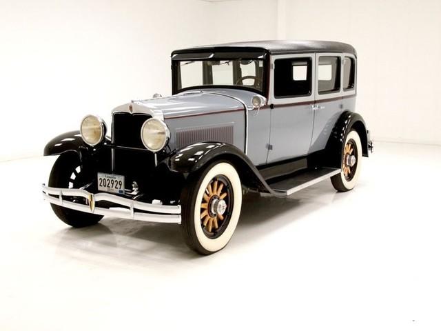 1929 Hupmobile Century--6