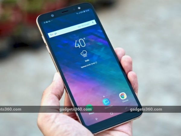 Samsung Galaxy A7 (2018) Now Receiving Stable Android Pie Update: Report