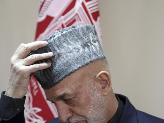 AP Interview: Karzai worries Pakistan talks risks peace pact