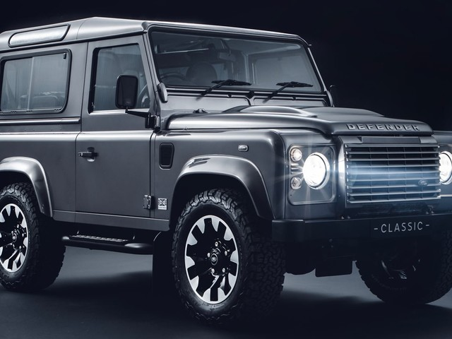Land Rover Wants To Update Your Classic Defender With These New Kits