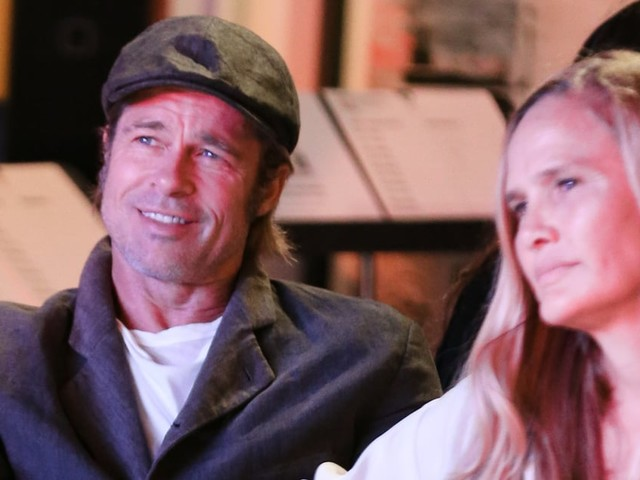 Does Brad Pitt Have a New Lady in His Life? It's Unclear