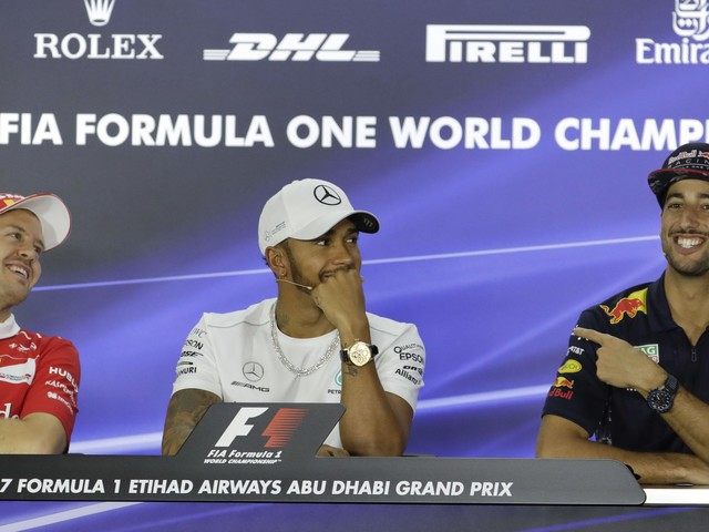 Ricciardo has much to ponder as he considers Red Bull future