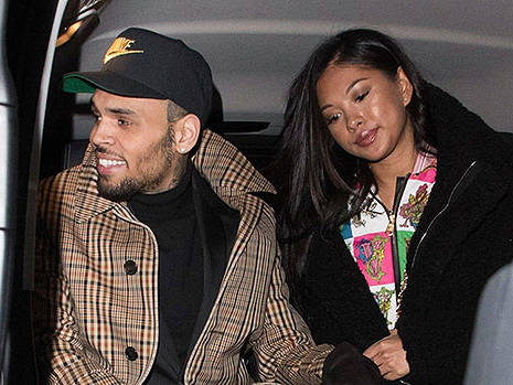 Chris Brown Expecting Baby No. 2 With Rumored GF Ammika Harris – Report