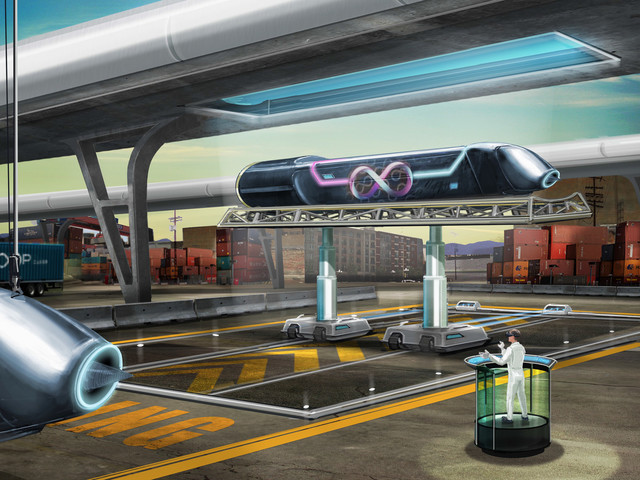 A real hyperloop is almost here — and it's not what Elon Musk envisioned