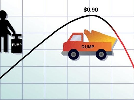 Stocks Pump'n'Dump As Crypto Slumps Ahead Of Taper-Talk, Debt-Ceiling Doubts