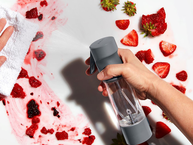 This gadget turns ordinary tap water into a super disinfectant in just 1 minute