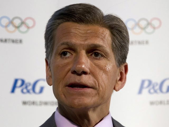 At Davos, P&G's Marc Pritchard says consumers expect brands to be a force for good