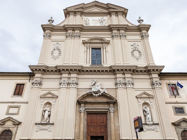 Why wait in line for Florence's Duomo when Fra Angelico's frescoes are nearby?
