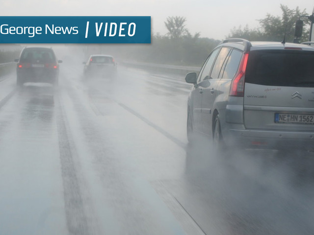 Recent storms give renewed life to petition seeking better reflective road lane striping