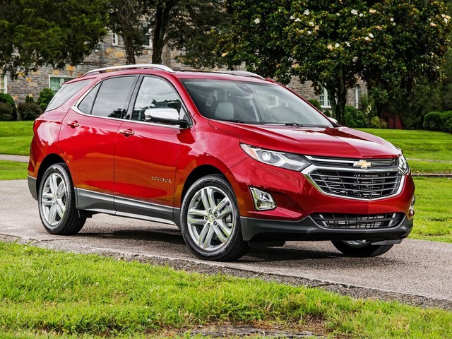 2018 Chevrolet Equinox 1.5T vs. 2.0T: A Tale of Two Turbos