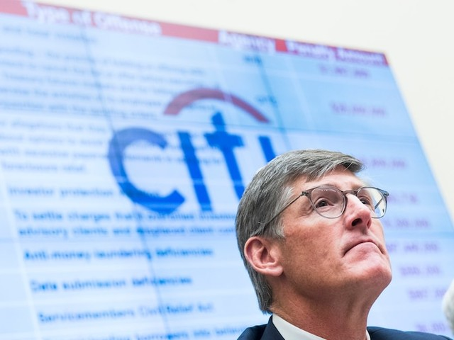 Citigroup is reportedly cutting hundreds of jobs this year — another sign the slump in trading is here to stay (C)