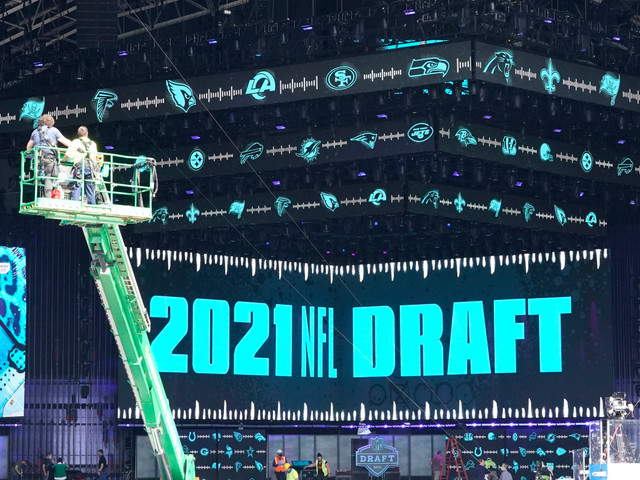 Watch the NFL Draft 2021 with players, celebrities