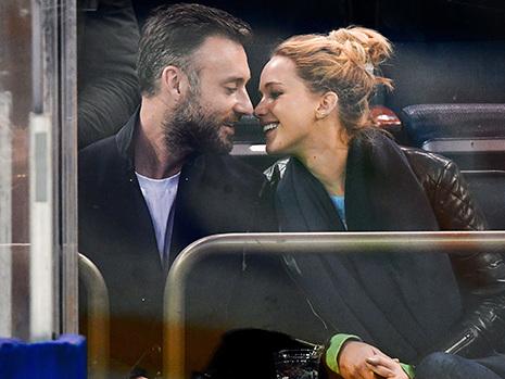 Jennifer Lawrence Married: She Weds Cooke Maroney In Rhode Island Ceremony