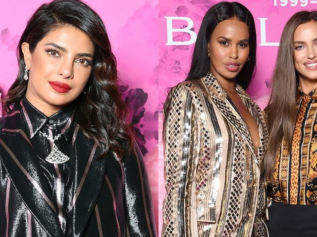 Priyanka Chopra, Irina Shayk & Sabrina Dhowre Step Out for 'Vogue Japan's 20th Anniversary Party!