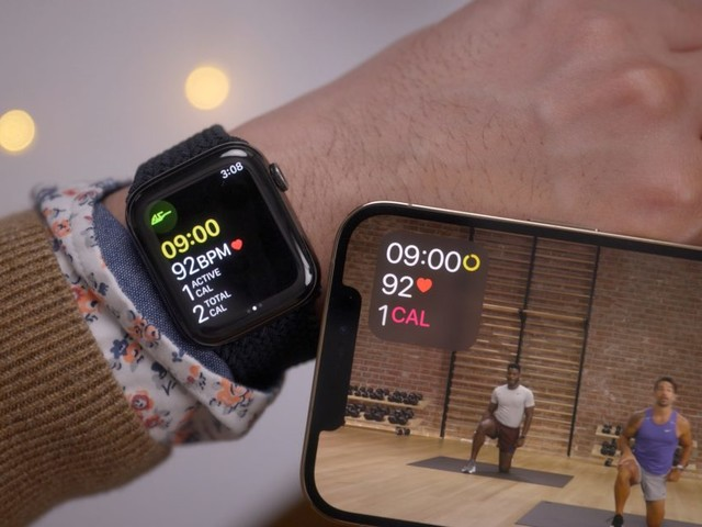 UnitedHealthcare teams up with Apple to offer members a free year of Fitness+