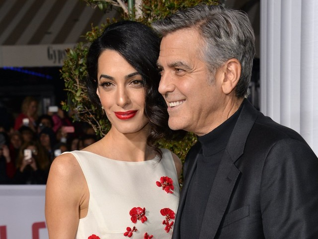Report: Amal And George Clooney's Living Situation 'Causing Tension'