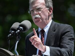 Bolton: Coast Guard to help reassert US leadership in Arctic
