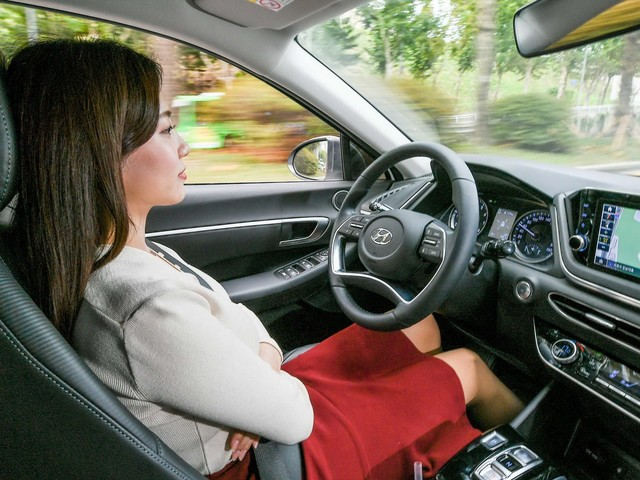 Hyundai Working On World's First AI-Based Cruise Control Tech