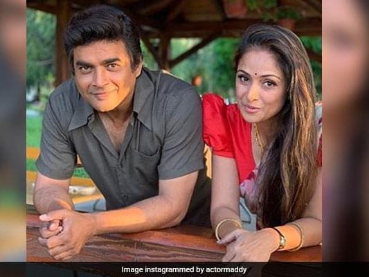 R Madhavan And Simran Bagga Reunite After 17 Years