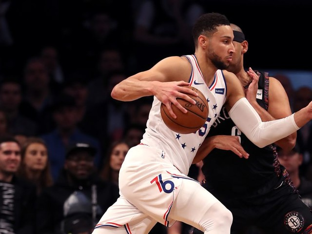In Gotham, Ben Simmons Has Seen Himself Become the Villain
