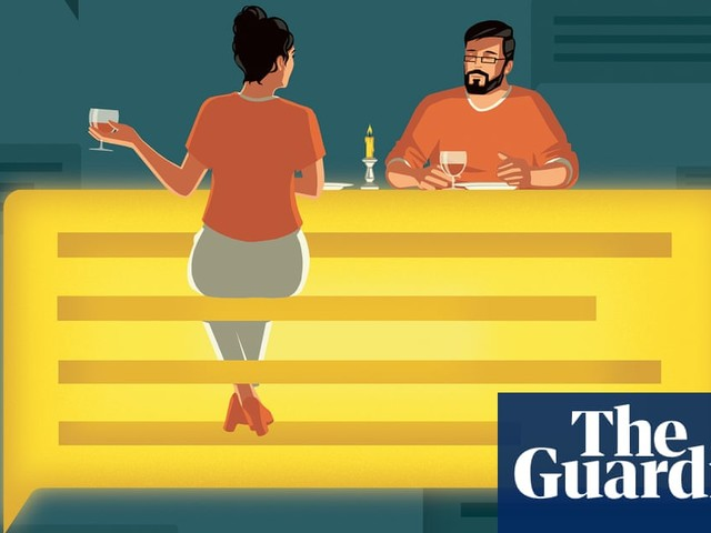 'This is small talk purgatory': what Tinder taught me about love