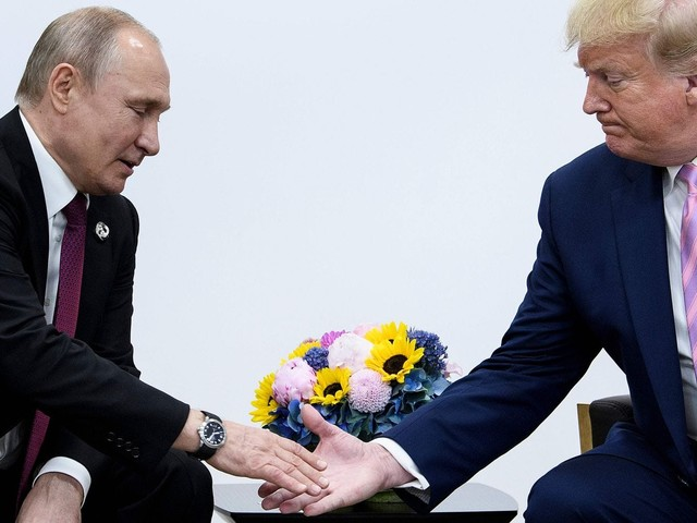 Trump renews call for Russia to be readmitted to G-7