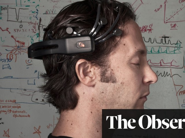 David Eagleman: 'The working of the brain resembles drug dealers in Albuquerque'