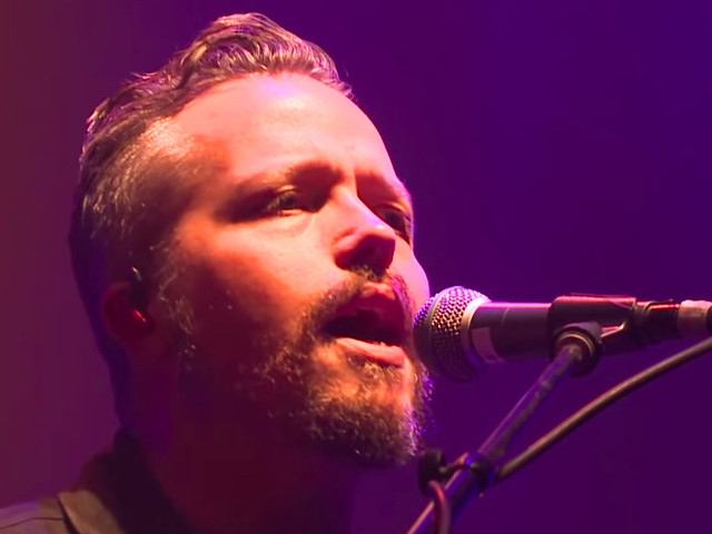 Jason Isbell Covers Jimi Hendrix At The Capitol Theatre