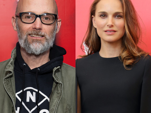 Natalie Portman calls Moby an 'older man being creepy,' denies relationship rumors