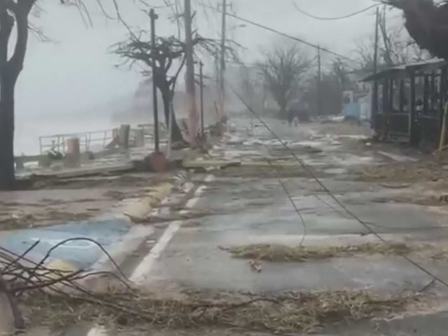 Maria Destroyed Homes, Left Puerto Rico Without Power
