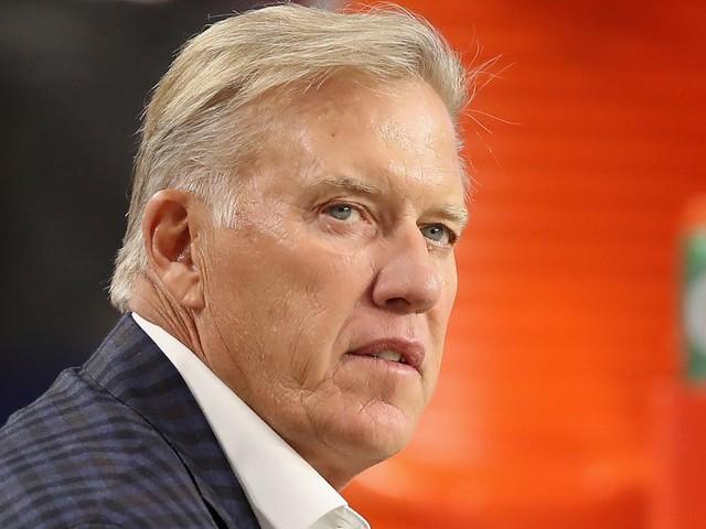 John Elway is blaming everyone except John Elway for the Broncos being terrible