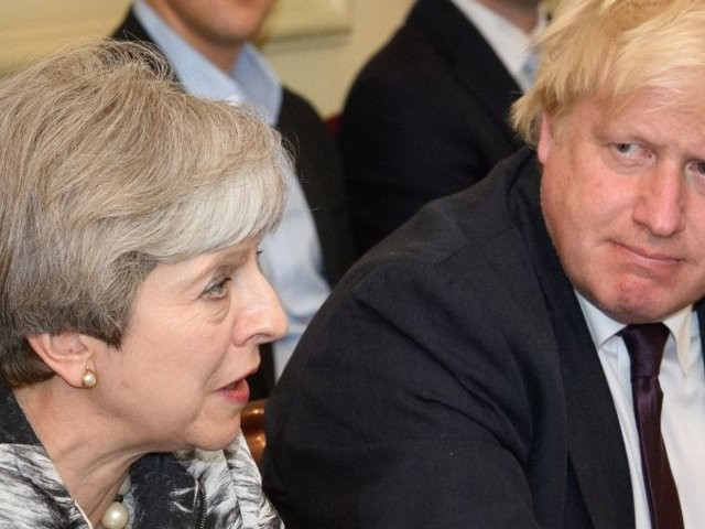 Chaos as Boris Johnson accidentally brings Theresa May's Brexit deal back from the dead