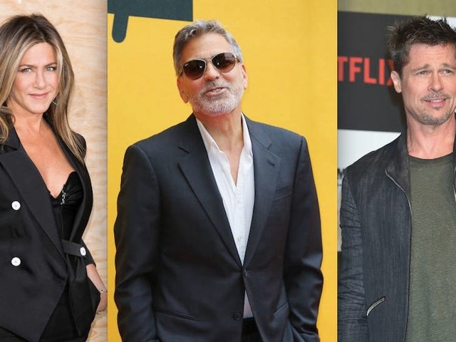 Truth About George Clooney Getting Brad Pitt And Jennifer Aniston Back Together
