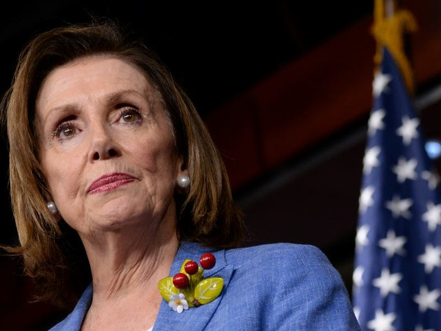 Nancy Pelosi said there's one key reason why she finally moved forward on impeachment