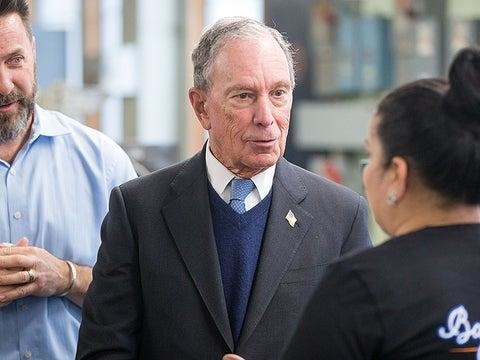 Michael Bloomberg Prepares To Enter The Presidential Race