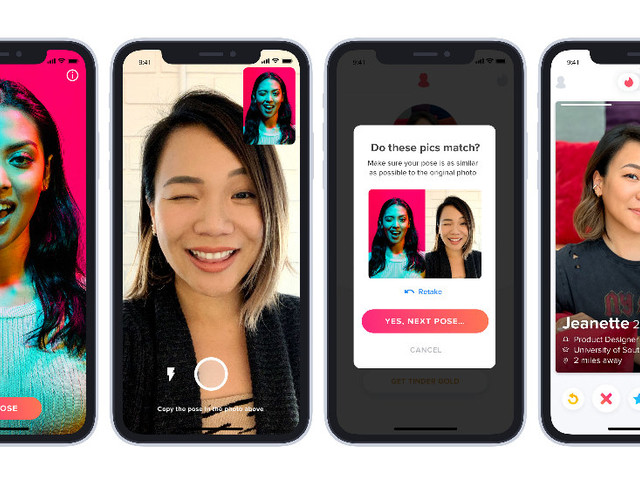 Tinder Adds A Panic Button Along With The Ability To Verify Your Profile